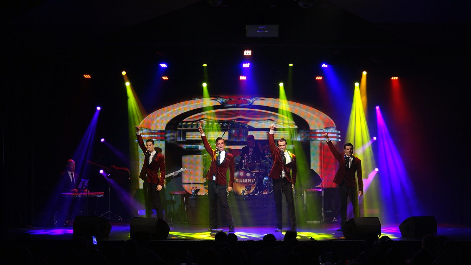 Boys in the Band: Jukebox Revolution