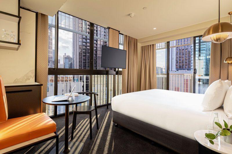 Brady Hotels Jones Lane Balcony Room