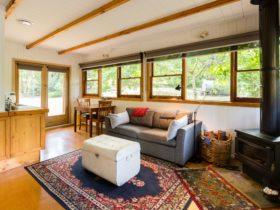 Jim's Cottage Living Room