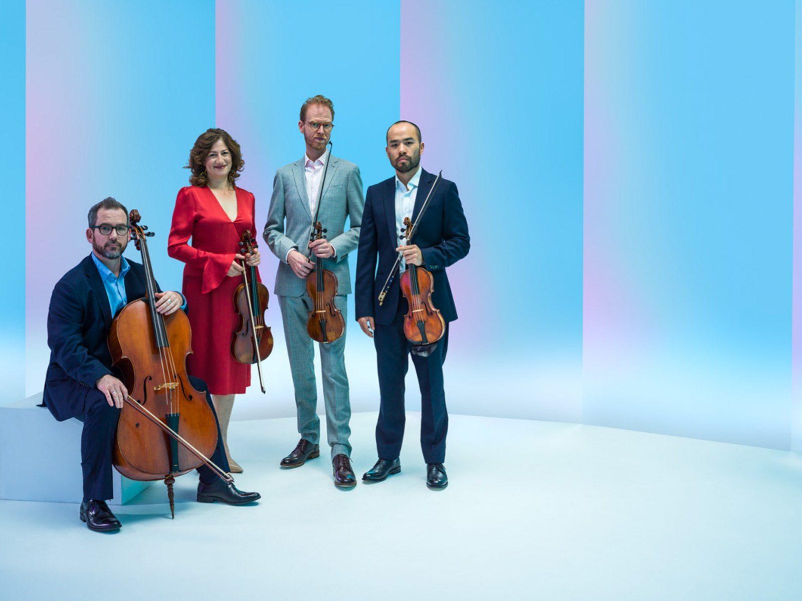 The Brandenburg Quartet