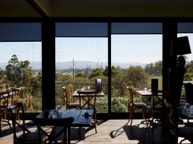 Brandy Creek Estate Restaurant, Interior
