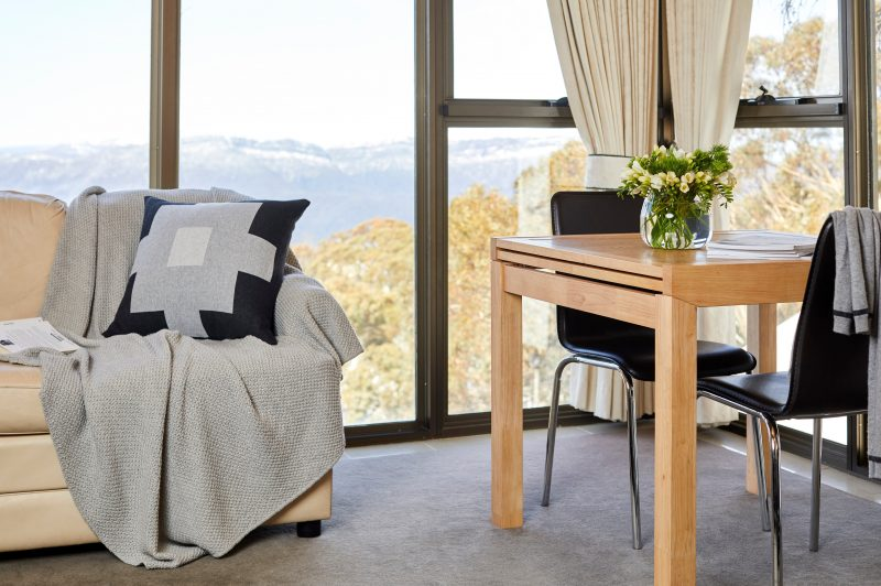 Enjoy the stunning views of Mt. Buller in our comfortable apartments.