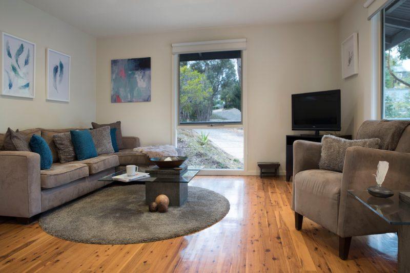 Briars Loft Daylesford - Lounge