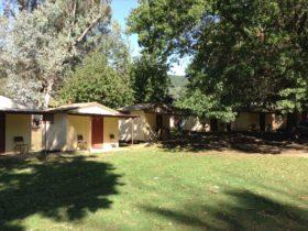 Bright Cabin & Caravan Park