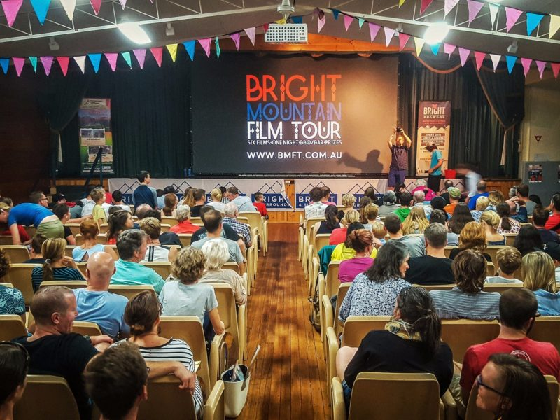 Bright Mountain Film Tour