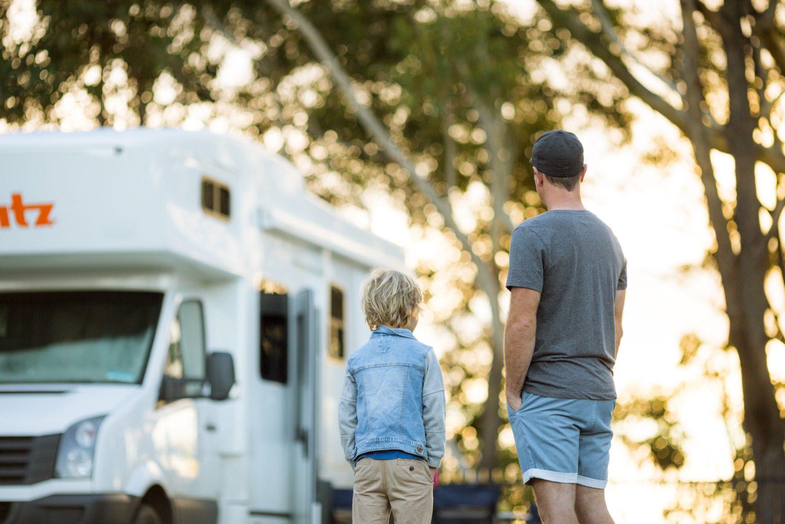 Campervan motor home - Melbourne, Victoria
