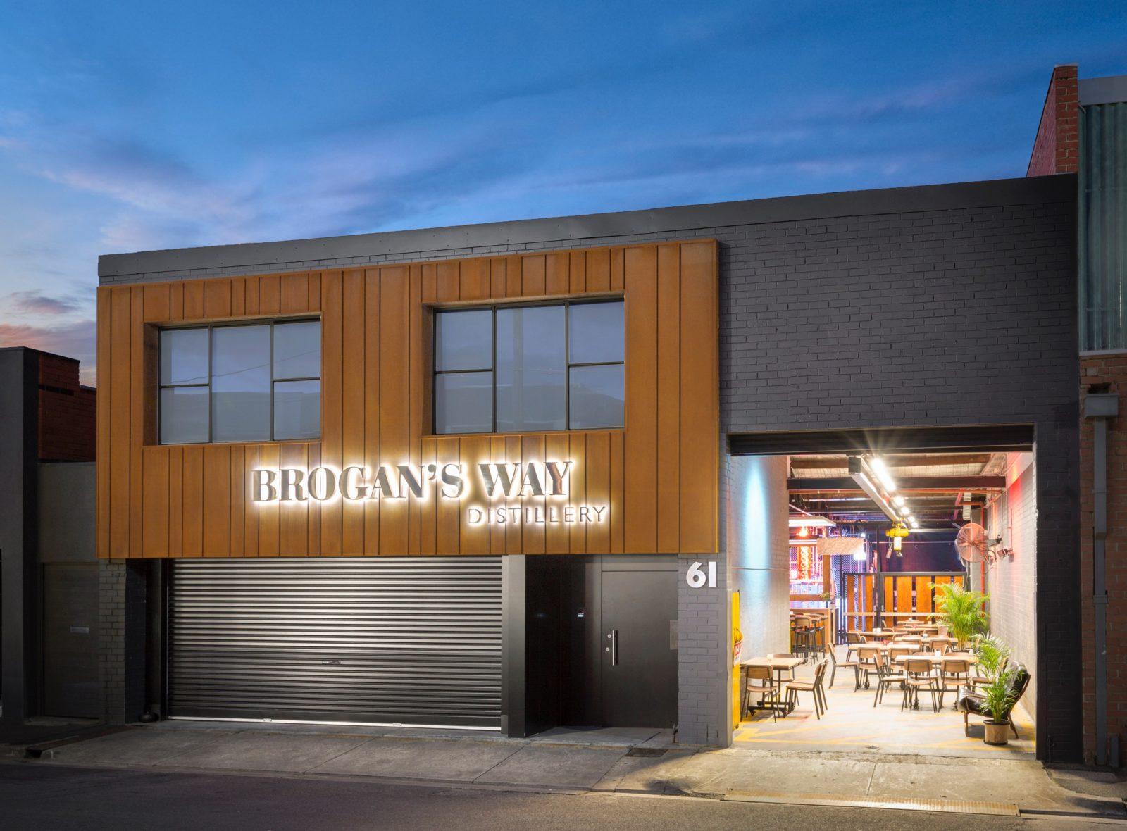 Brogan's Way Distillery