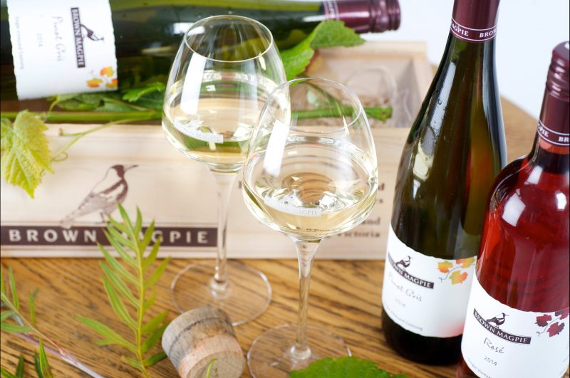 Tilted White wines