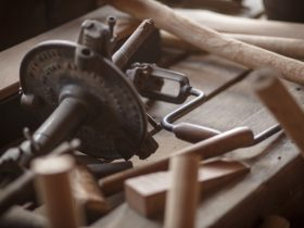 Chair making workshop - Sovereign Hill
