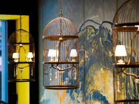 Burma Lane Birdcages