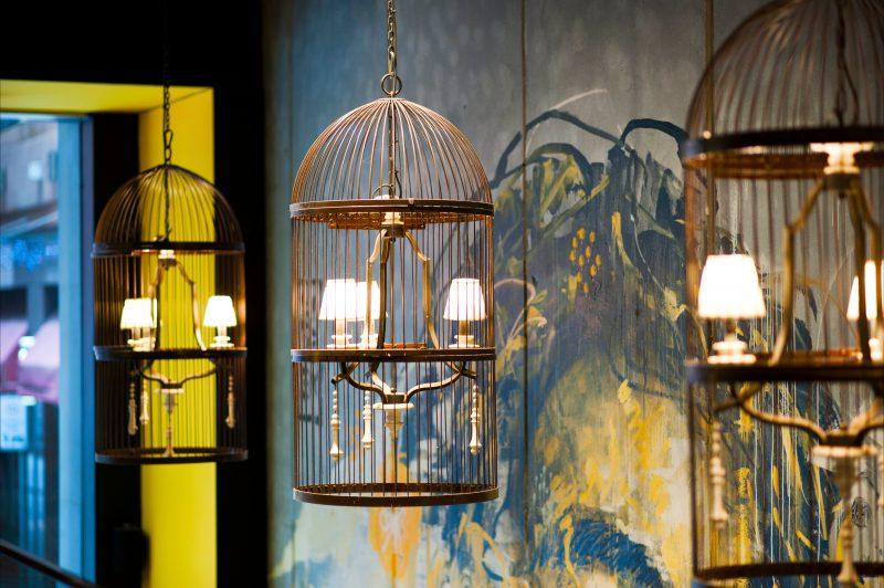 Burma Lane Birdcages