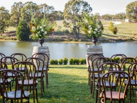 Butlers Lane Vineyard ceremony and events