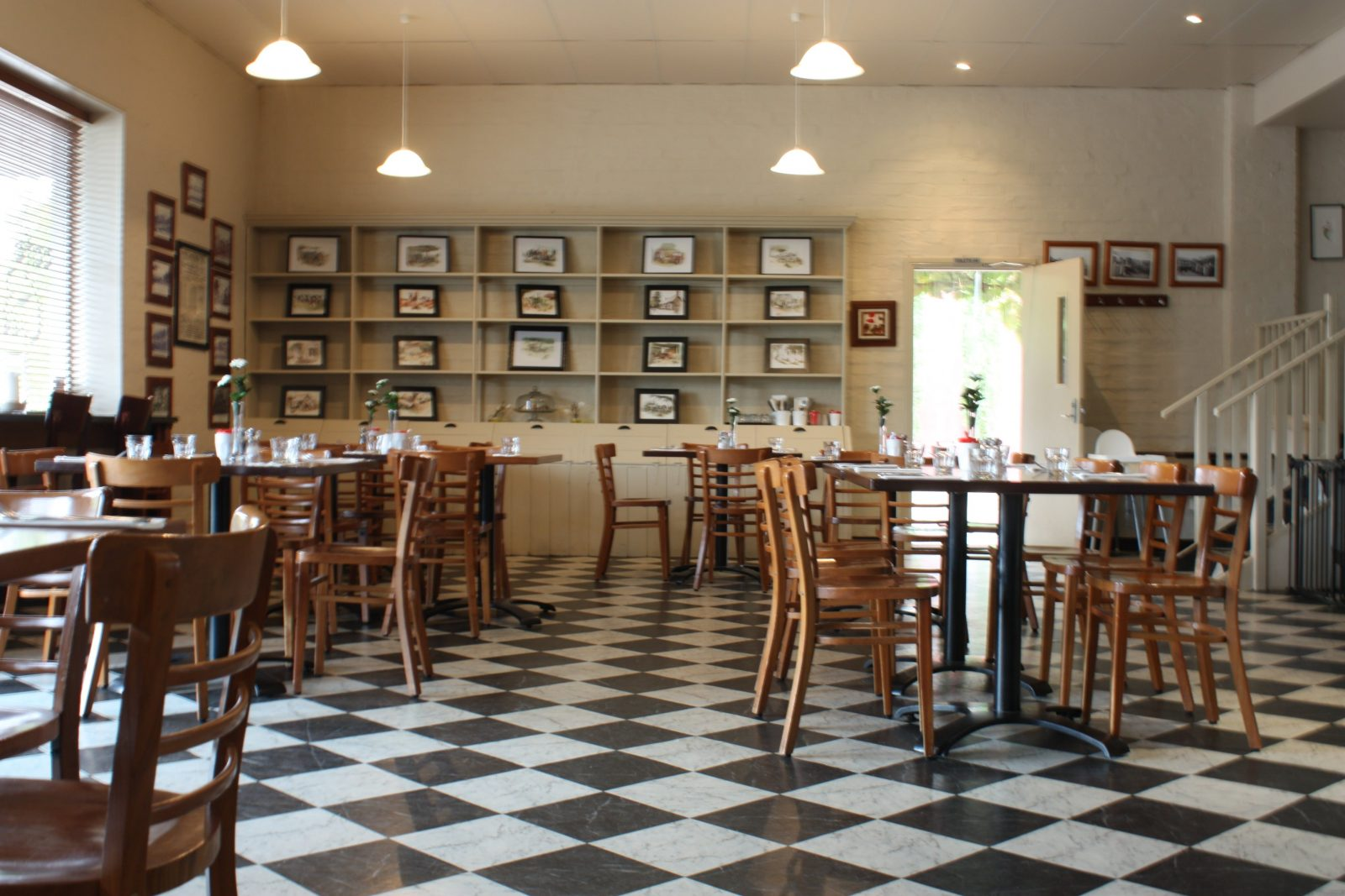 Inside Cafe Catalpa