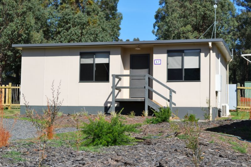 Marysville Self-Contained Lodge