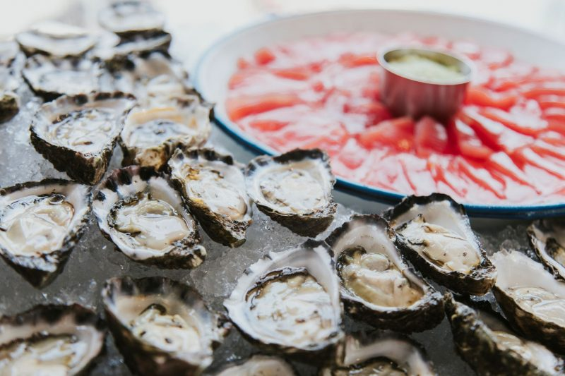 Oyster stations