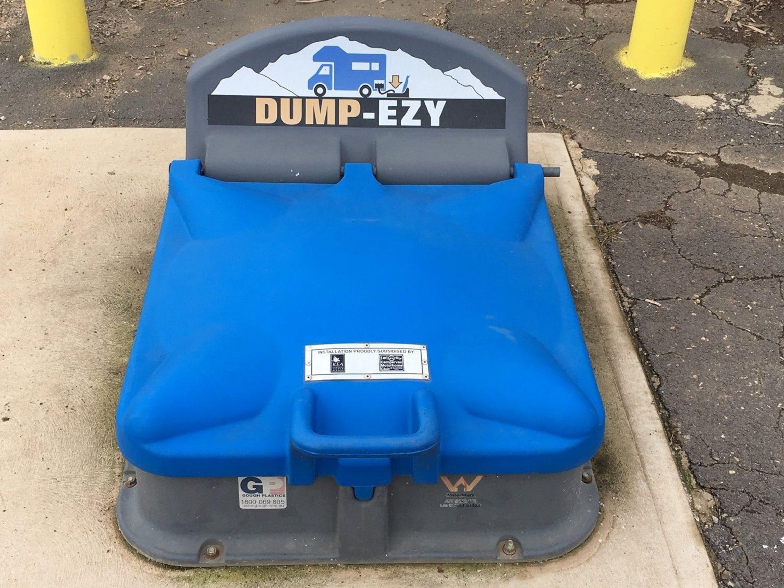 RV Dump Point