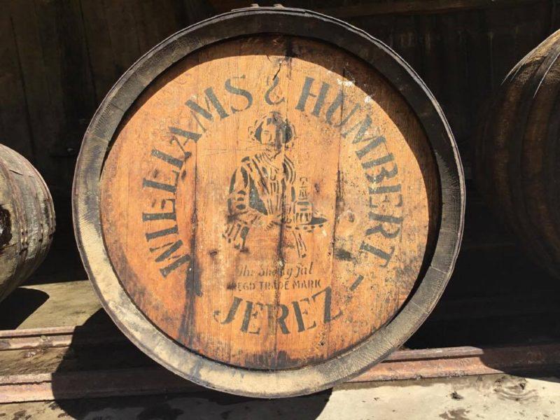 Sherry Lady Barrel