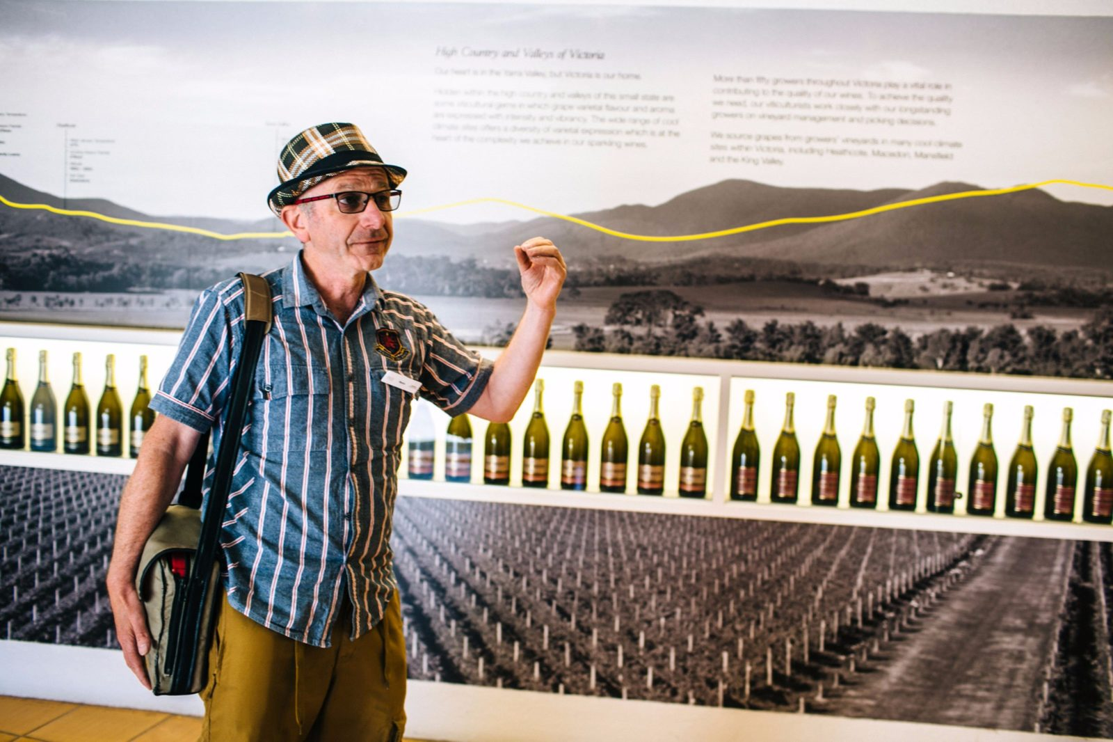 Yarra Valley winery tour with Chillout Travel