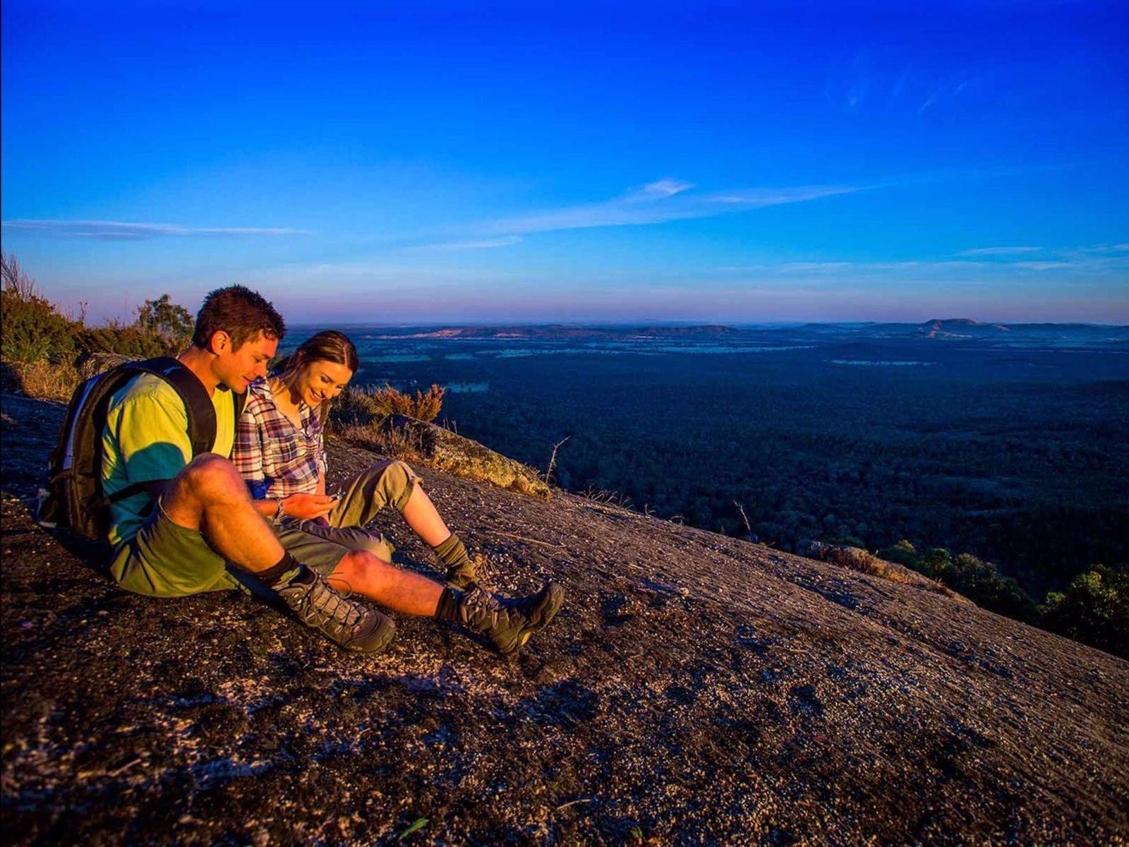 Chiltern-Mt Pilot National Park