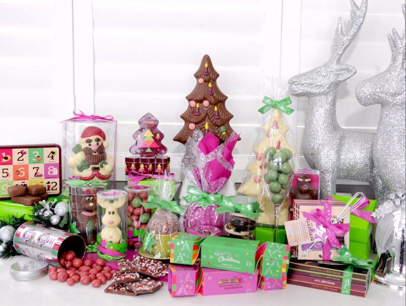 Christmas Chocolate Range