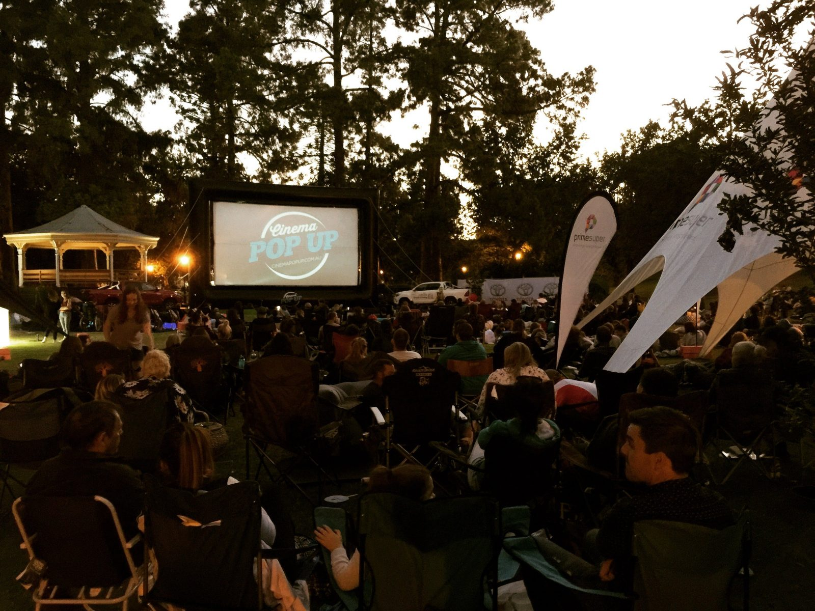 Cinema Pop Up - Castlemaine