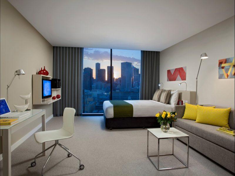 Studio Executive Apartment