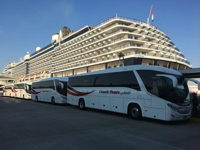 CTOA is a diverse operator providing professional coach transport