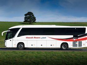 Coach Tours of Australia - Luxury Touring Coach