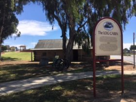 Cobram Log Cabin