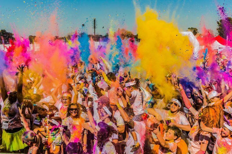 Colours of the World Colour Run