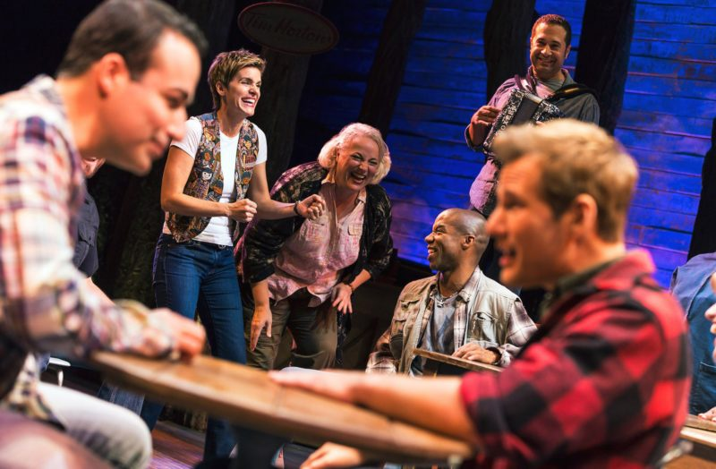 Come From Away - Photo by Matthew Murphy 2016
