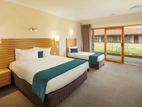 Standard Twin Room Accommodation