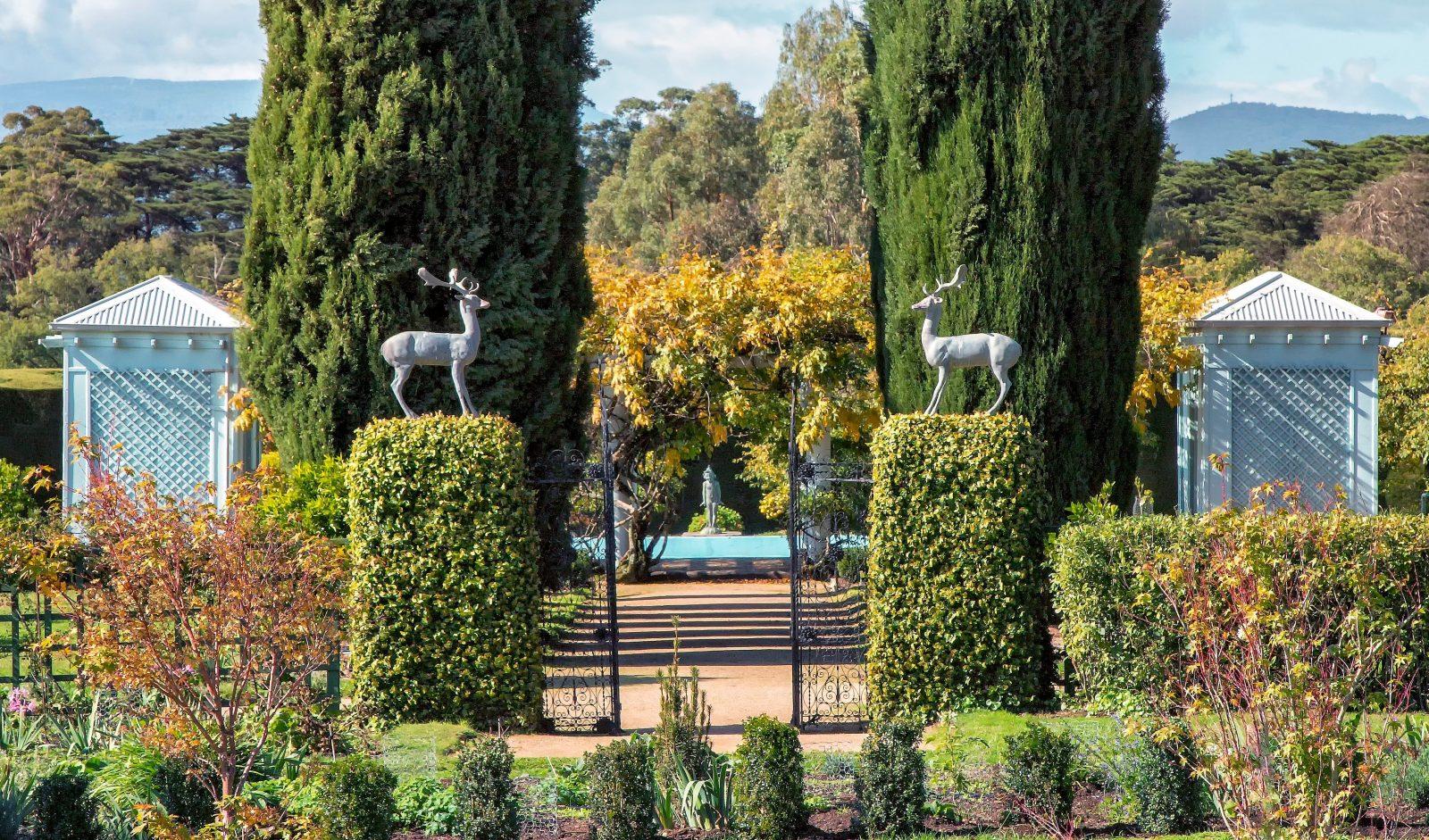 Melba's Garden Walk