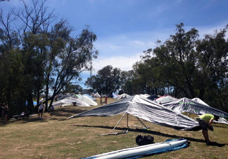 Corryong Cup Hang Gliding Competition