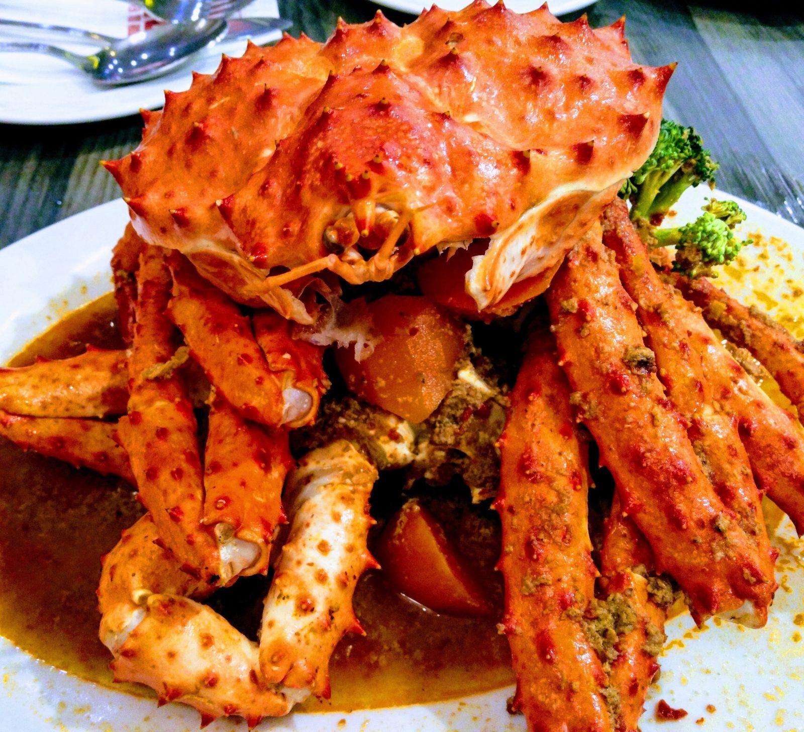 Geoff Lindsay Crab Club