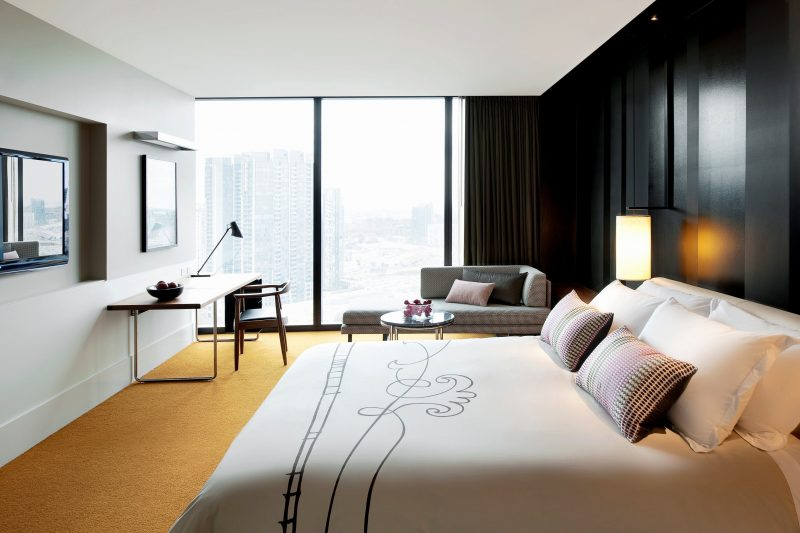 Crown Metropol Luxe King Room