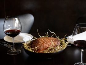 Cutler & Co. Hay-Smoked Muscovy Duck