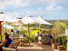Beautiful Winery on the Mornington Peninsula