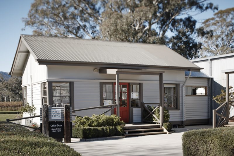 Selected by Gourmet Traveller WINE as one of Australia's best cellar doors!