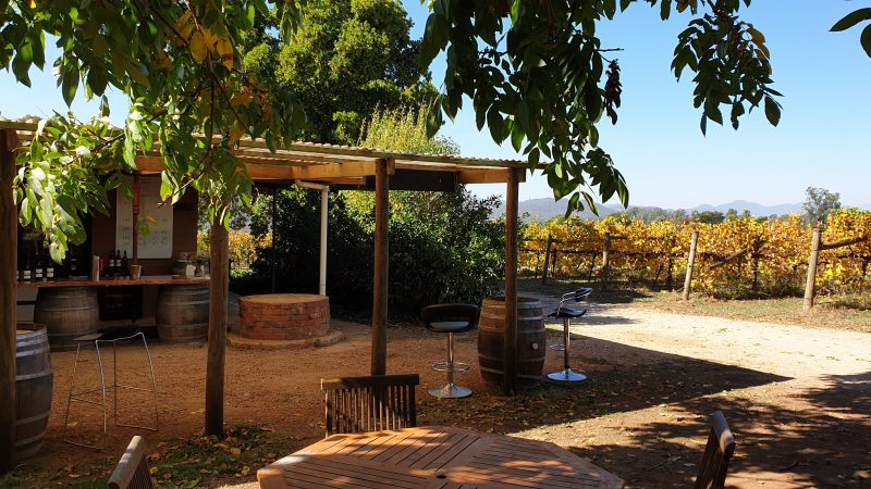 Darling Estate Wines cellar door