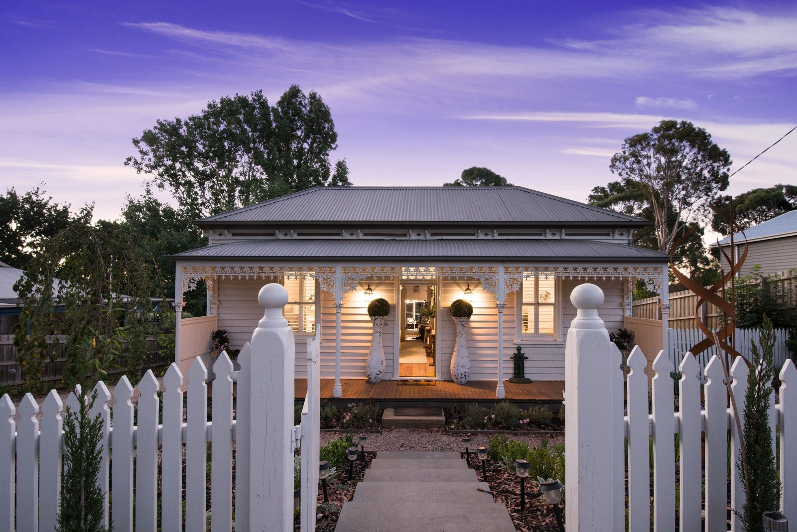 The Luxe Daylesford