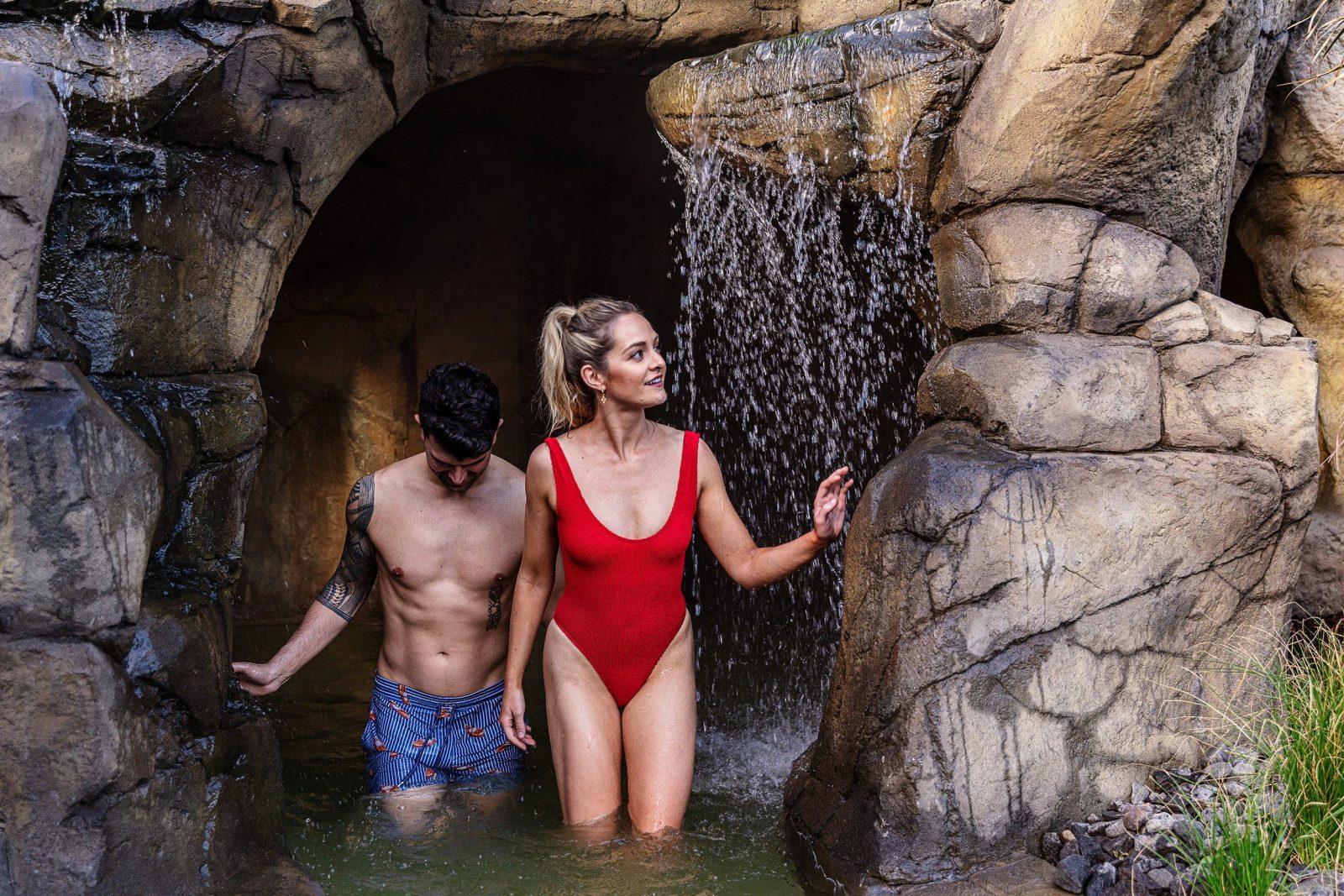 Deep Blue Hot Springs Warrnmambool