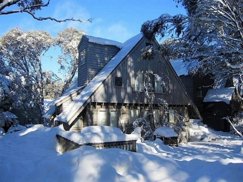 Dinner Plain Mt Hotham Accommodation - Brumby Snow