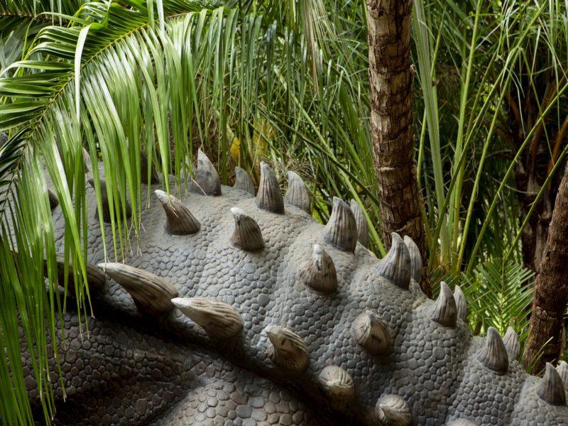 Dino Explorers at Werribee Open Range Zoo