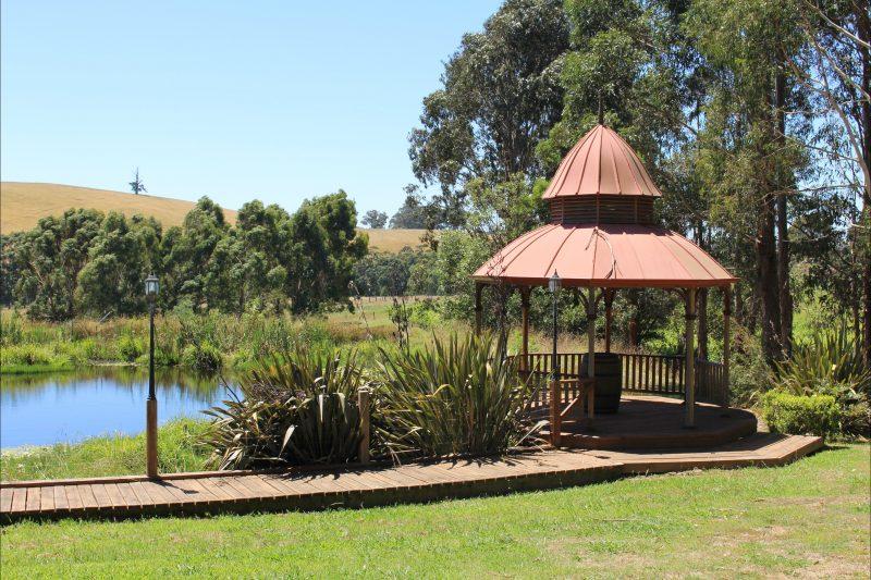Lake Front Rotunda