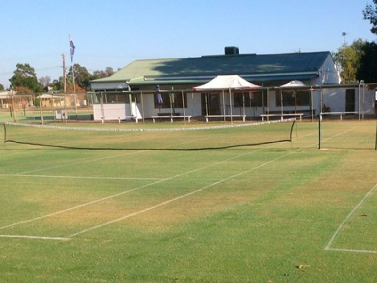Donald Lawn Tennis Club