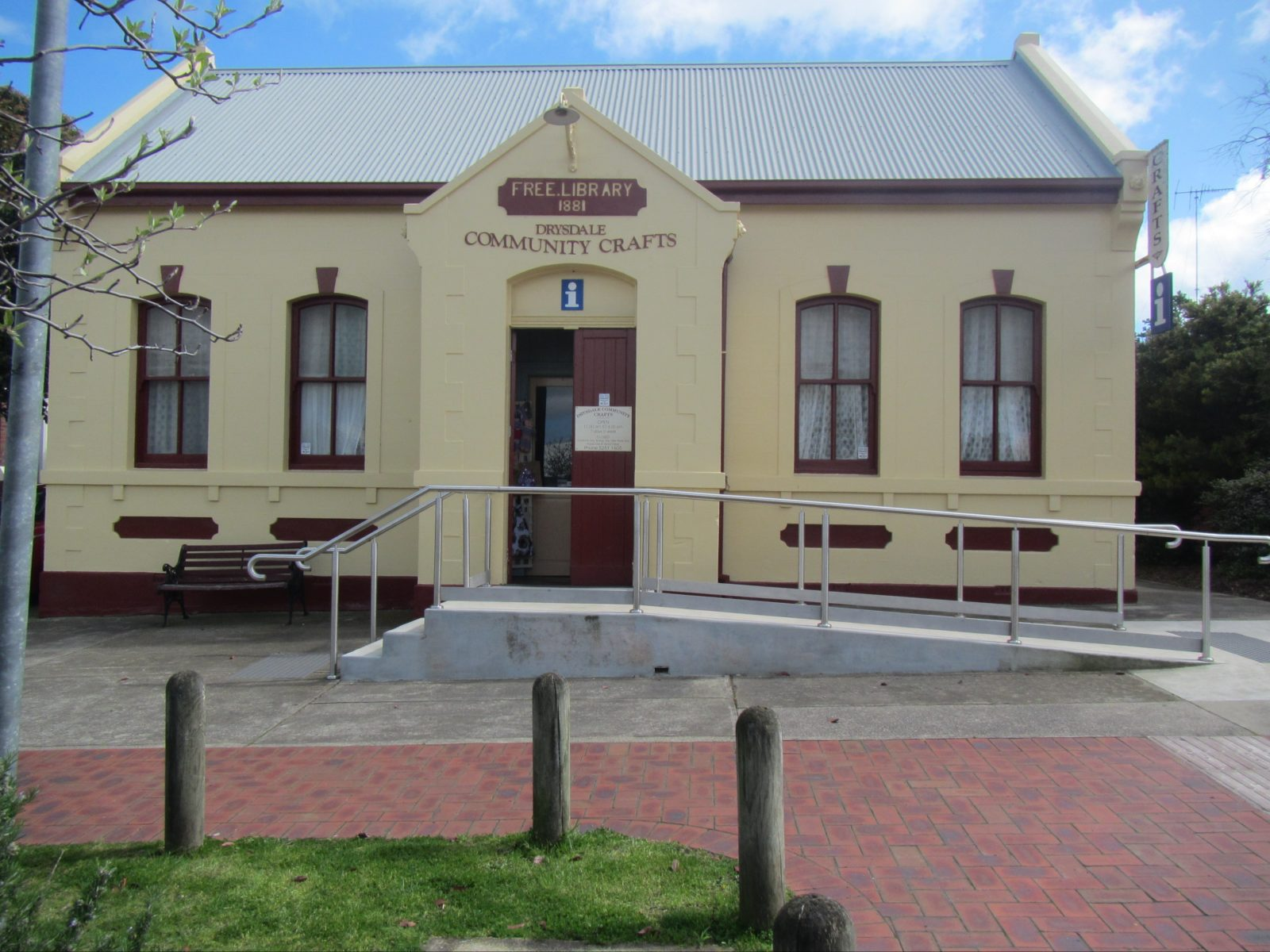 Drysdale Community Craft Shop