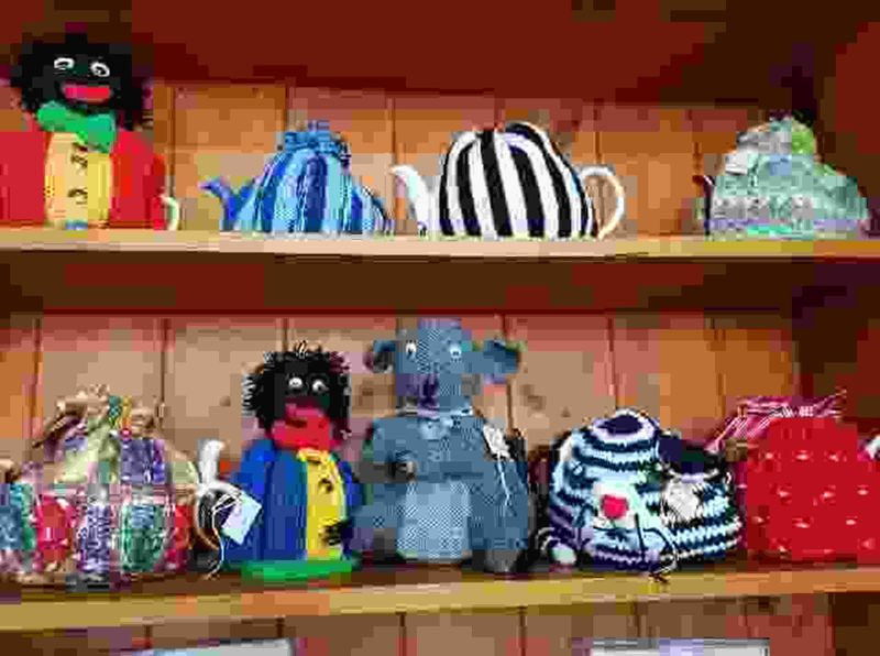 Drysdale Community Craft Shop Tea Cosies