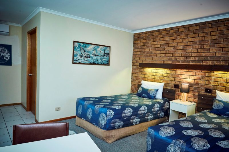 Dunolly Golden Triangle Motel Twin Room
