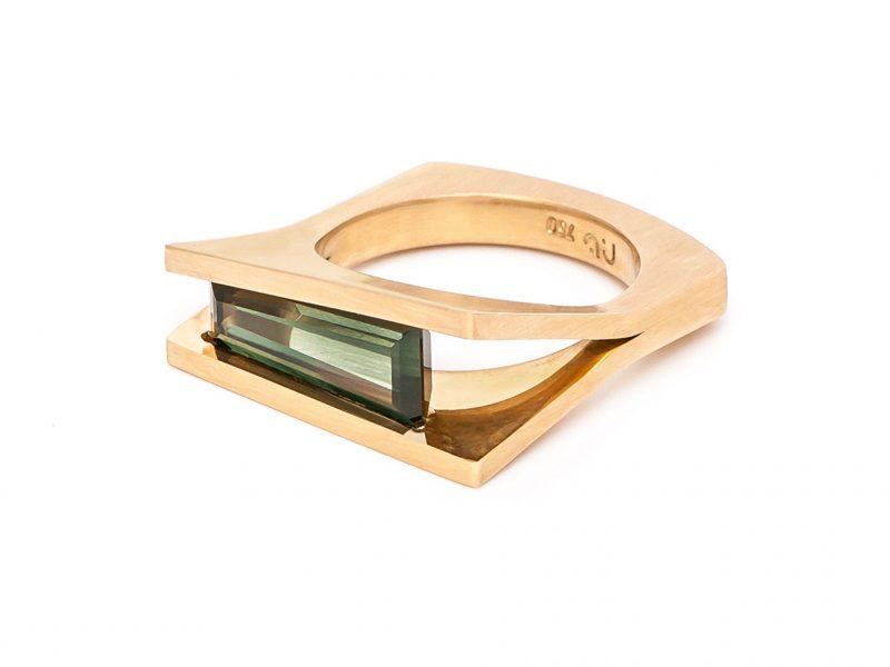 Split Ring by Rhys Turner